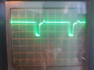 Q502 gate signal